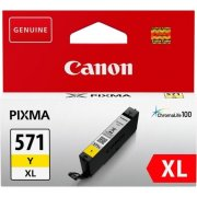 Atrament Canon CLI-571Y yellow MG 5750/5751/6850/6851/7750/7751